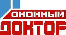логотип оконный доктор